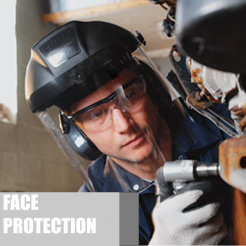 Face Protection & Respirators